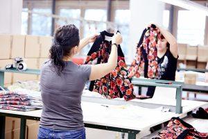 Industrieservices Textilaufbereitung