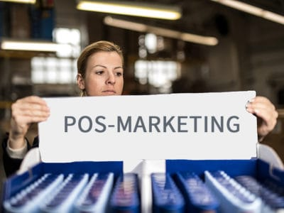 POS-Display POS-Marketing