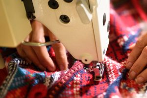 Textilservice Näharbeiten
