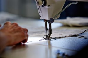 Textilservice nähen