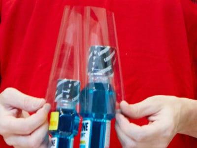 Verpackungslösungen Folienverpackung