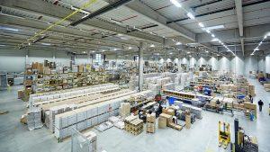 Verpackungsservice Logistik