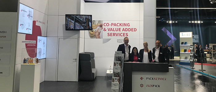 FachPack Messe 2019