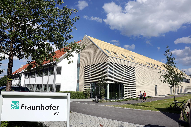 Aktive Verpackung Fraunhofer Institut Freising