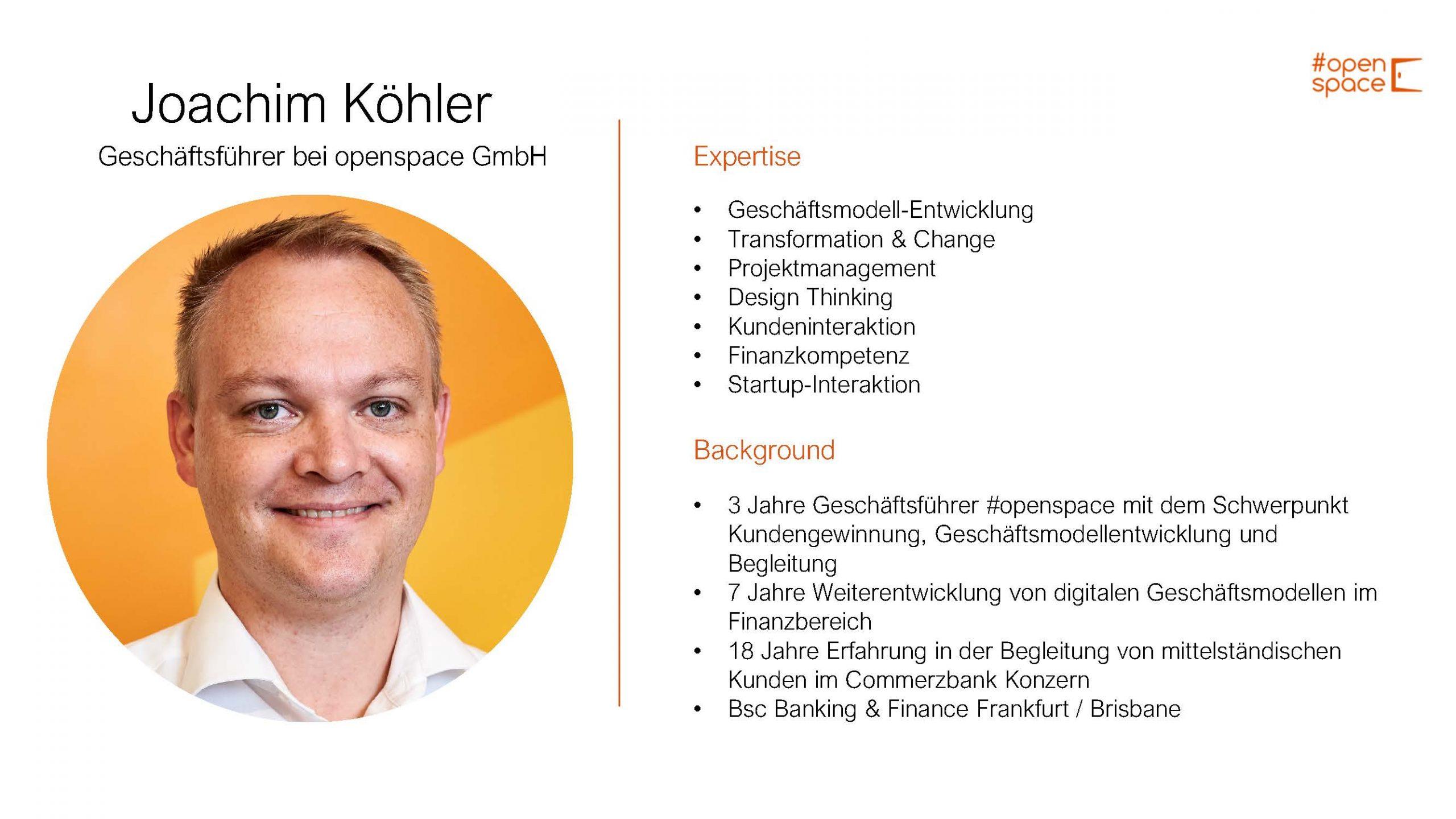 Joachim Köhler