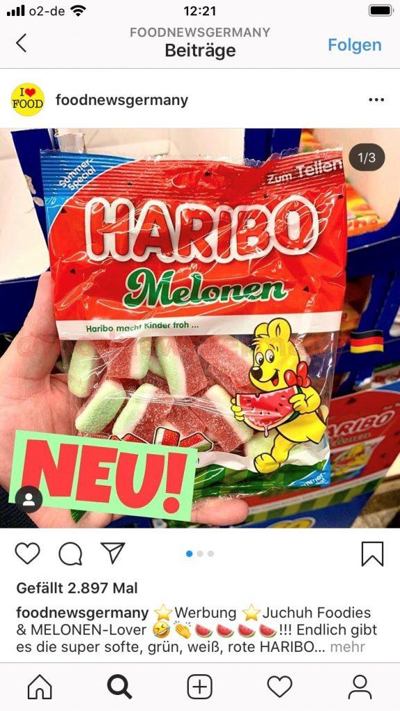 foodnewsgermany Fruchtgummi