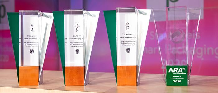 Staatspreis Smart Packaging Auszeichnungen