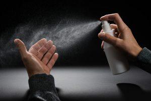 Desinfektion Spray Desinfektionsspray Hände Händedesinfektion